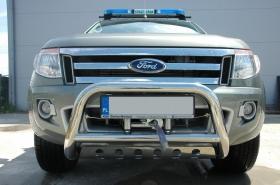 Straż Leśna - Ford Ranger