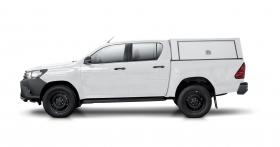 Zabudowa STEELER - Toyota Hilux