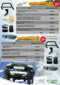 Trzy specjalne pakiety terenowe dla Mitsubishi Pajero Sport!